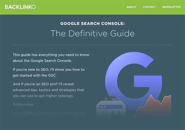 راهنمای جامع سرچ کنسول گوگل
