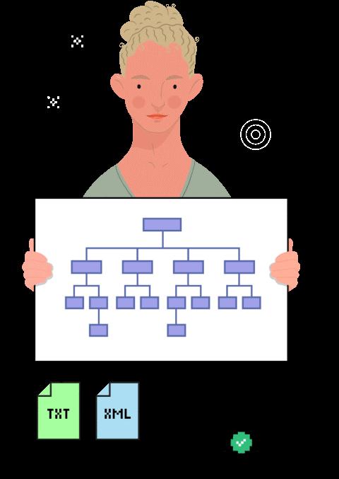 ساختار سایت و پیمایش
